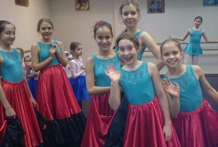 Детские танцы как средство воспитания