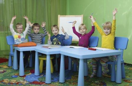 Особенности развития ребенка-дошкольника