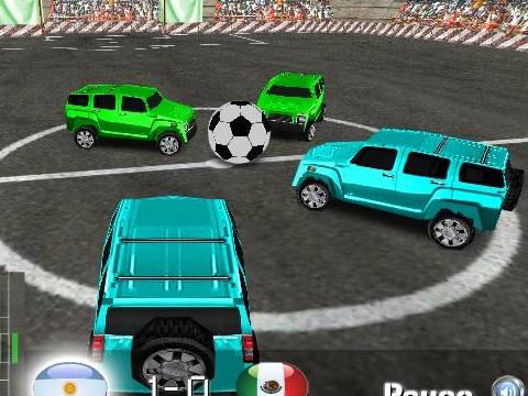 Игра Футбол 4 на 4