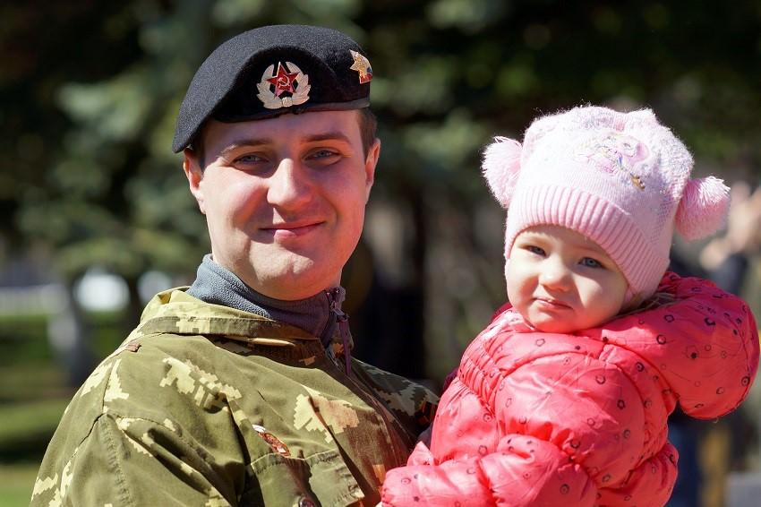 Пособие на ребёнка военнослужащего