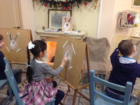 Художественная школа в Химках
