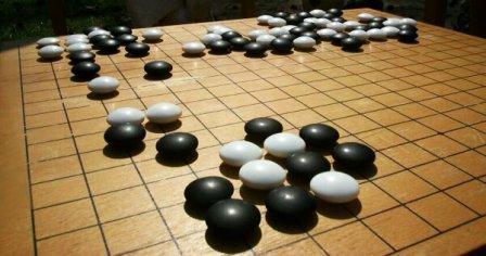 Стратегическая настольная игра ГО